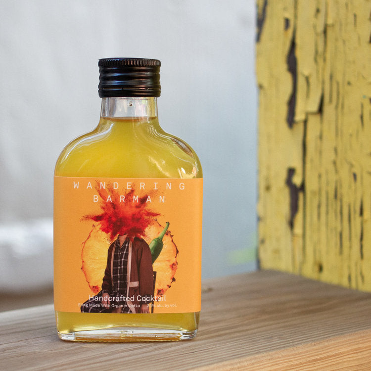 Wandering Barman Fomo Handcrafted Cocktail 100mL