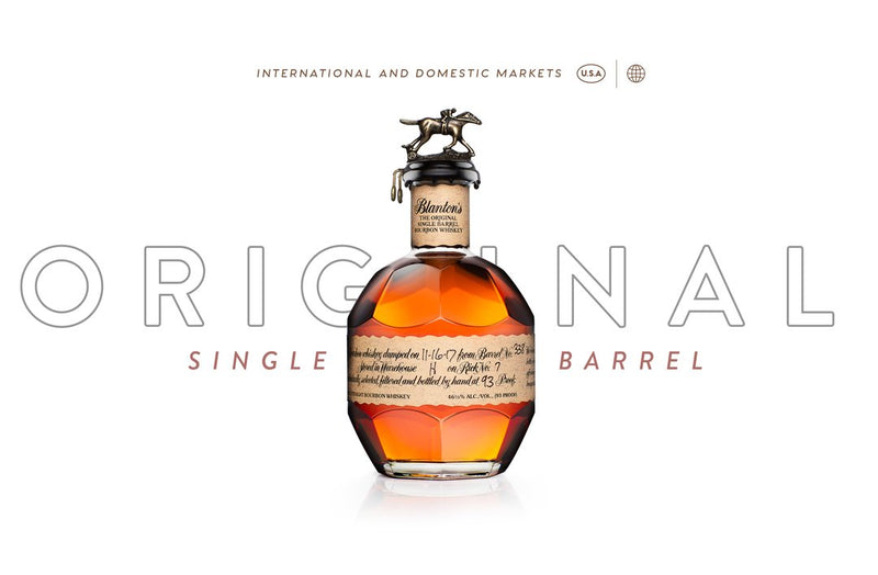 Blanton's Single Barrel Bourbon Whiskey