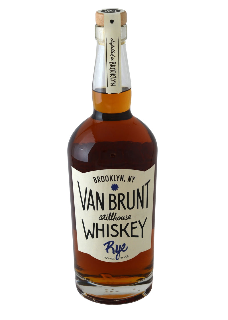 Van Brunt Stillhouse Rye 750mL