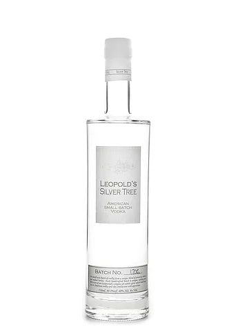 Leopold Brother's Silver Tree Vodka