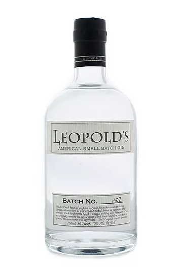 Leopold's American Small Batch Gin
