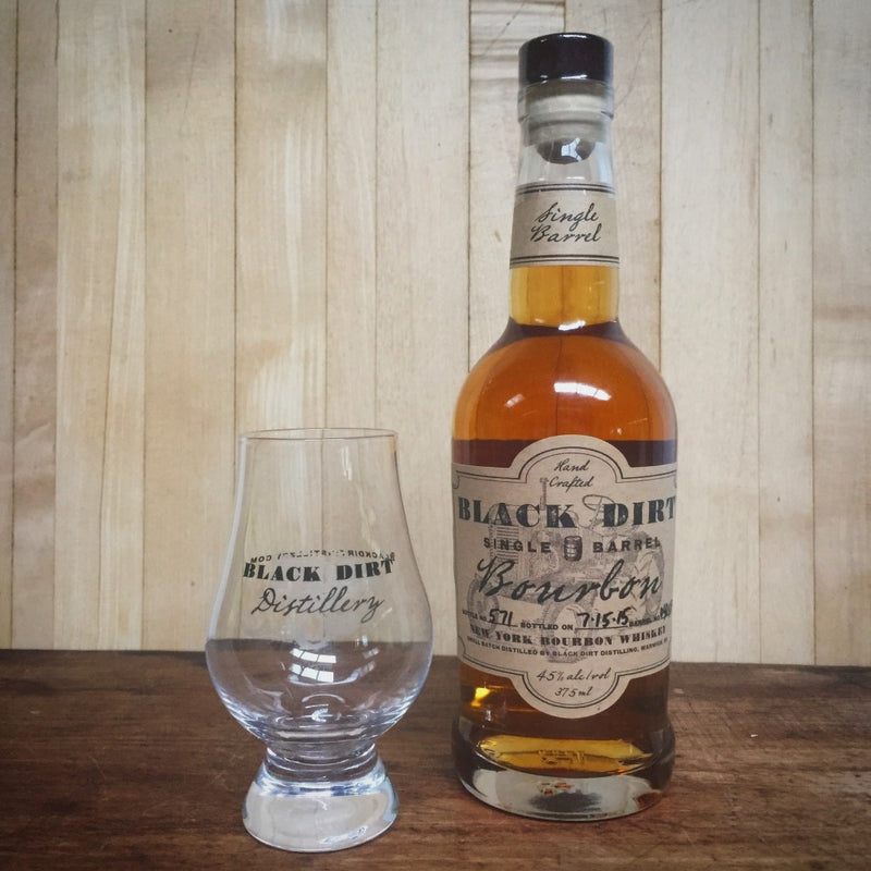 Black Dirt Single Barrel Straight Bourbon Whiskey