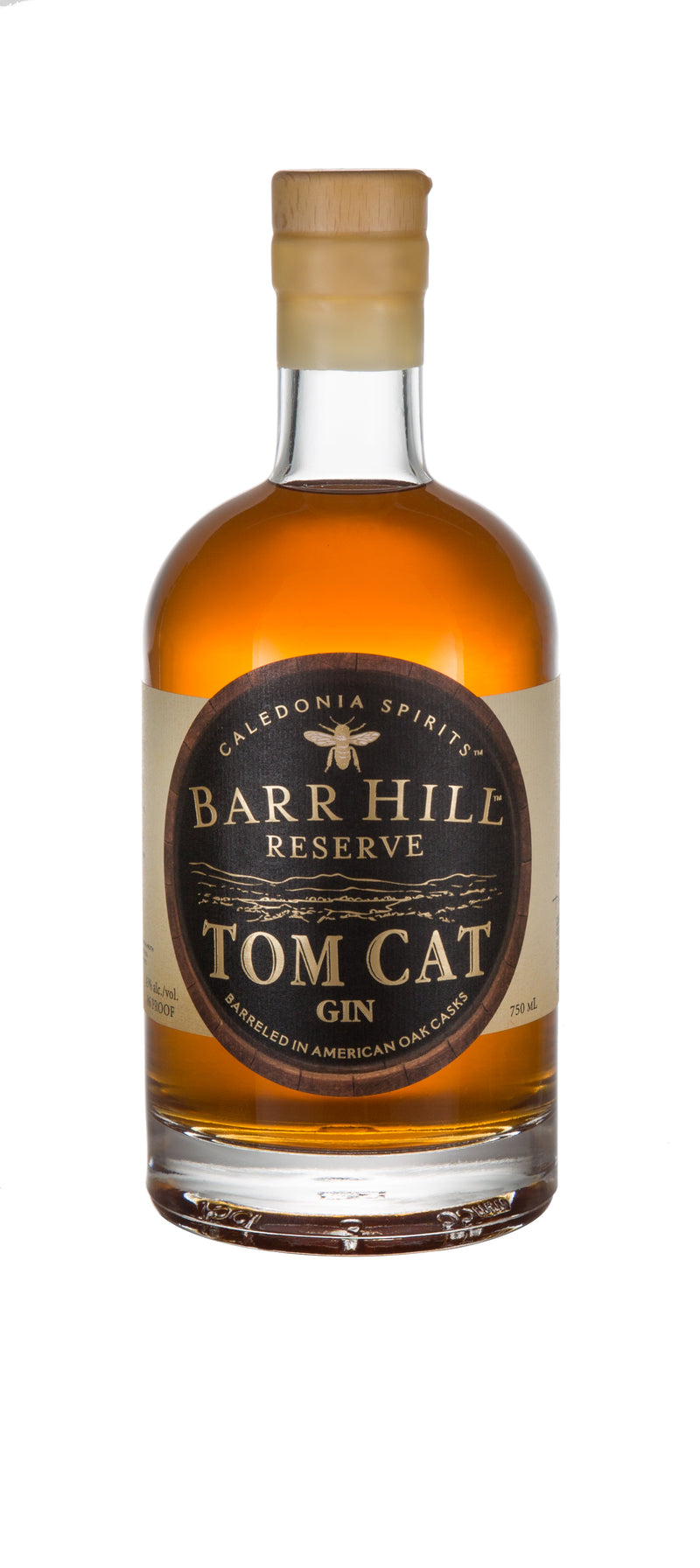 Barr Hill Tom Cat Gin 750ml