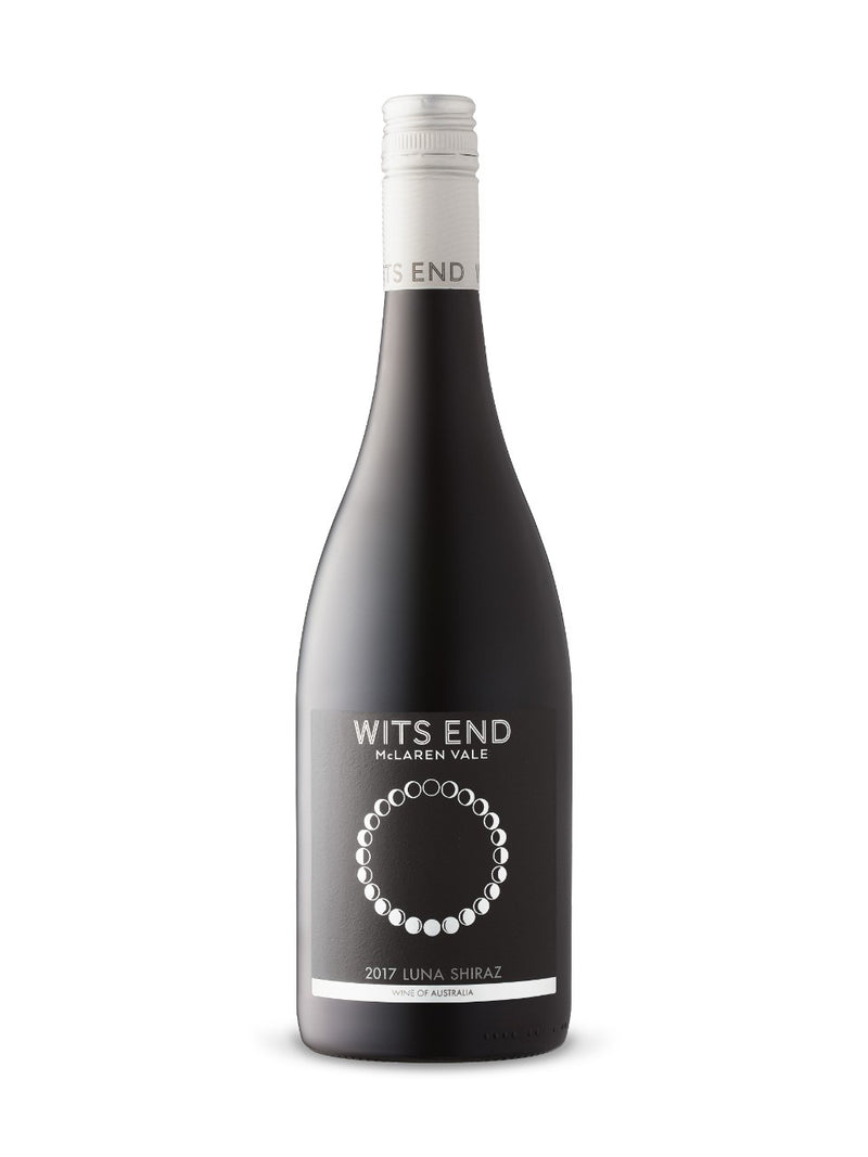 Wits End Shiraz 2015