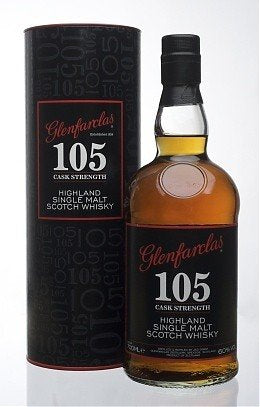 Glenfarclas Scotch Single Malt 105 Cask Strength