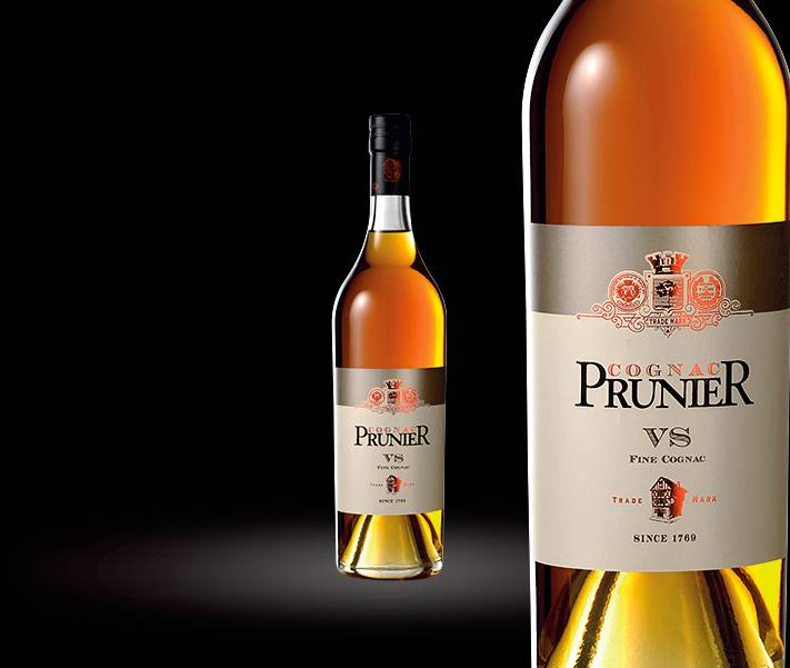 Prunier VS Cognac 750mL