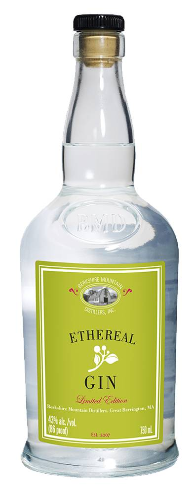 Berkshire Ethereal Gin 750ml