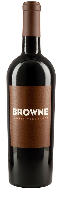 Browne Family Vineyards Heritage Cabernet 2017 750mL