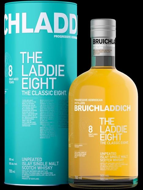 Bruichladdich Scottish Barley Classic Laddie Single Malt Scotch 750ml