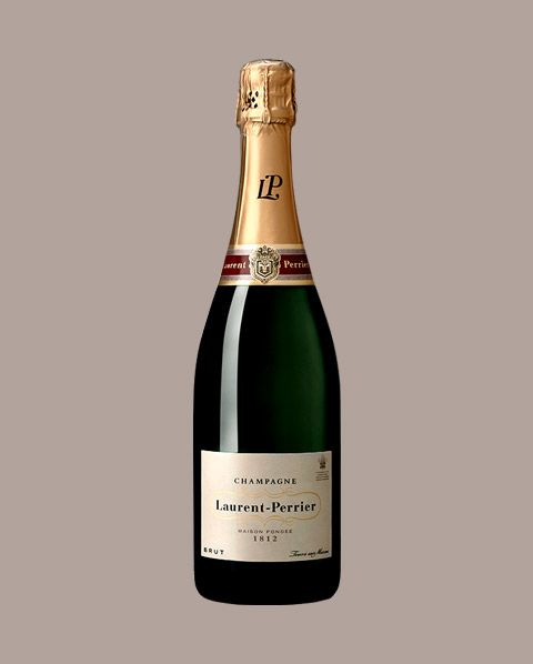 Laurent Perrier La Cuvee Brut Champagne 375mL