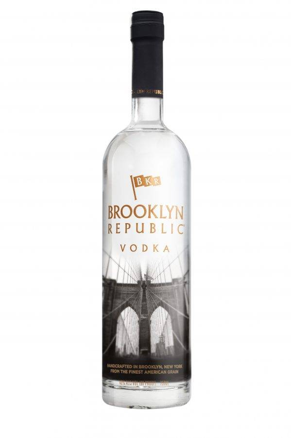 Brooklyn Republic Vodka 750mL