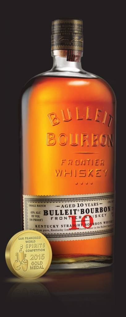 Bulleit Bourbon Whiskey 10 Year 750ml