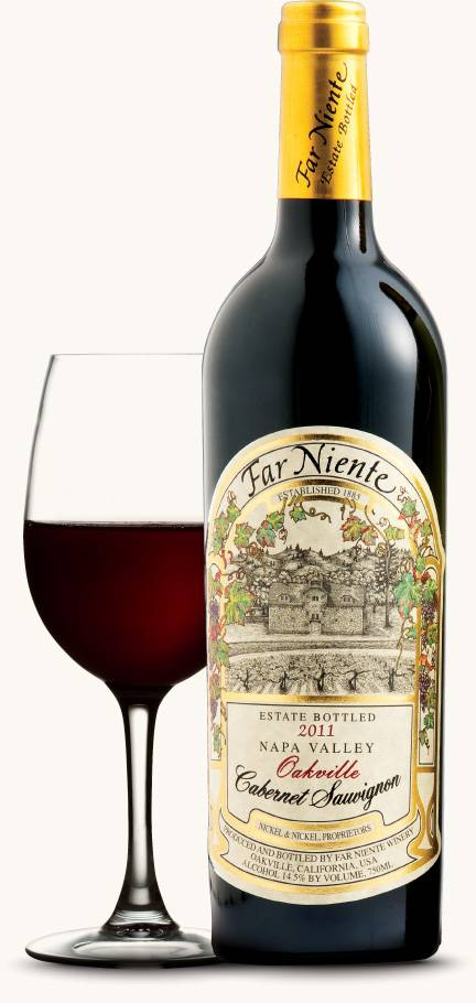 Far Niente Napa Valley Cabernet 2011