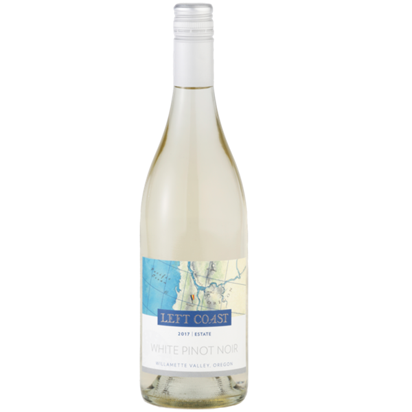 Left Coast White Pinot Noir Willamette Valley 2019