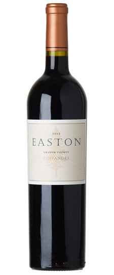 Easton Amador County Zinfandel 2015