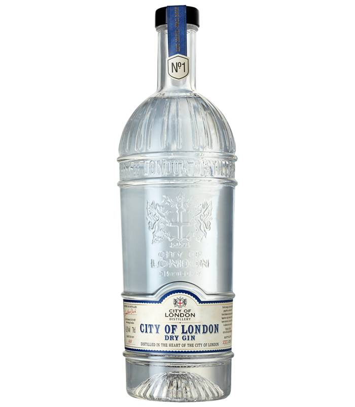 Tyler's Original City of London Gin 750mL