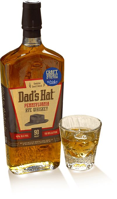 Dad's Hat Pennsylvania Rye Whiskey 750ml