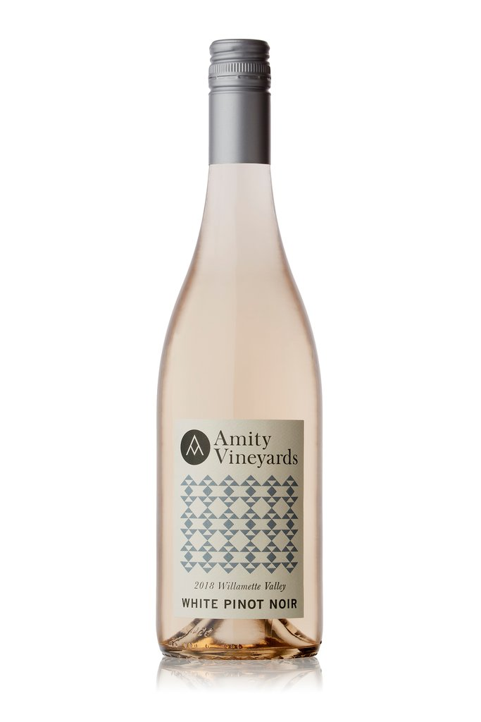 Amity Vineyards White Pinot Noir Willamette Valley 2018