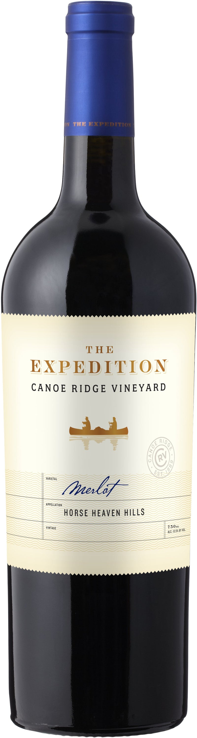 Canoe Ridge Horse Heaven Hills Merlot The Expedition 2017