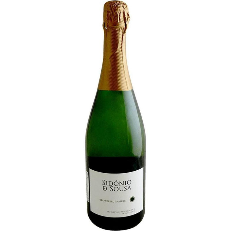 Sidonio De Sousa Branco Brut Nature 750mL