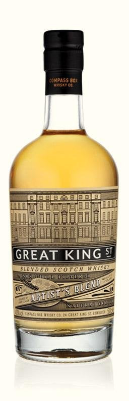Compass Box Great King St Artist's Blend 750mL
