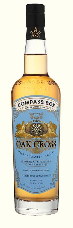Compass Box Oak Cross Blended Scotch Whisky