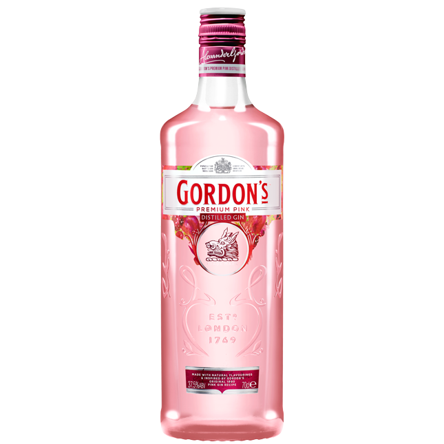 Gordon's Pink Gin 750mL