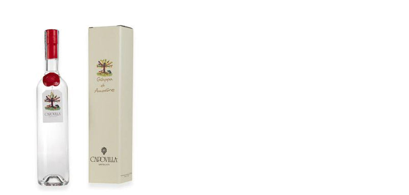 Capovilla Grappa Di Amarone 375ml