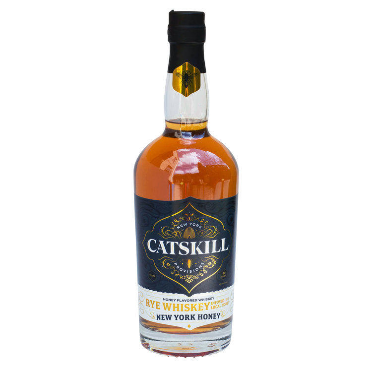 Catskill Provisions New York Honey Rye Whiskey