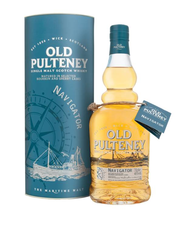 Old Pulteney Navigator Single Malt Scotch Whisky