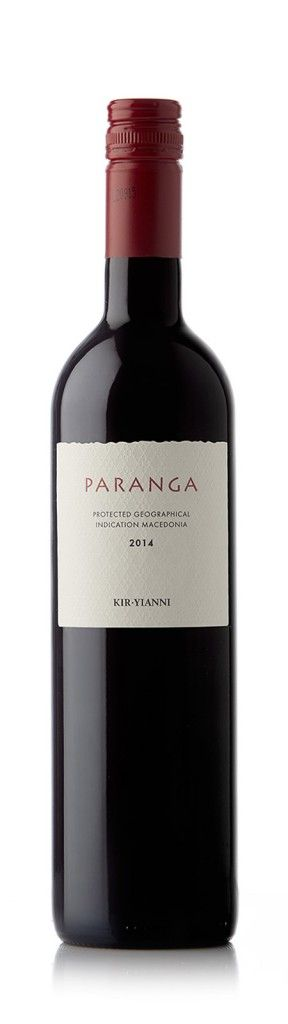 Kir Yianni Paranga Macedonia Red Blend
