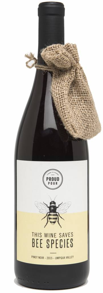 Proud Pour 'The Bee' Pinot Noir Umpqua Valley