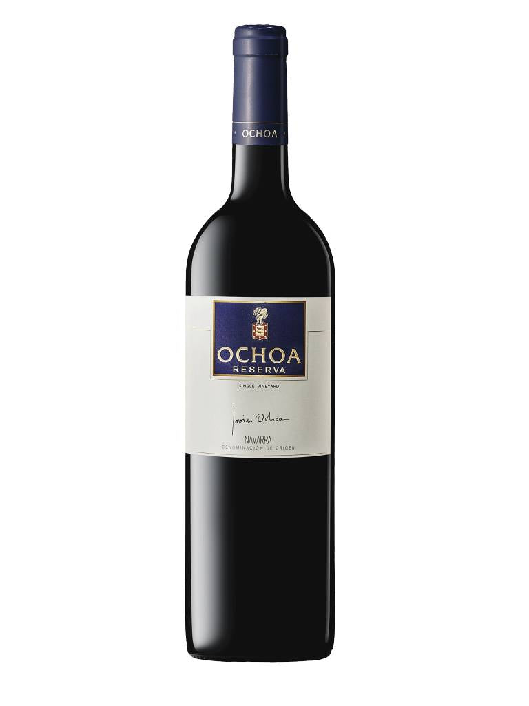 Ochoa Reserva Single Vineyard Navarra DO