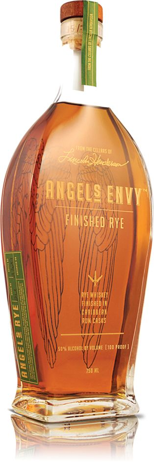 Angels Envy Rye Rum Cask 750ml