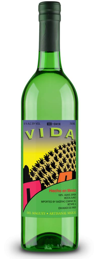 Del Maguey Single Village Vida Mezcal