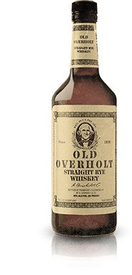 Old Overholt Straight Rye Whiskey 750ml