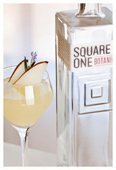 Square One Botanical Rye Spirit