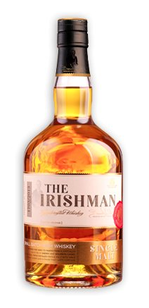 The Irishman Single Malt Irish Whiskey 12 Year