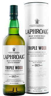 Laphroaig Triple Wood 750ml