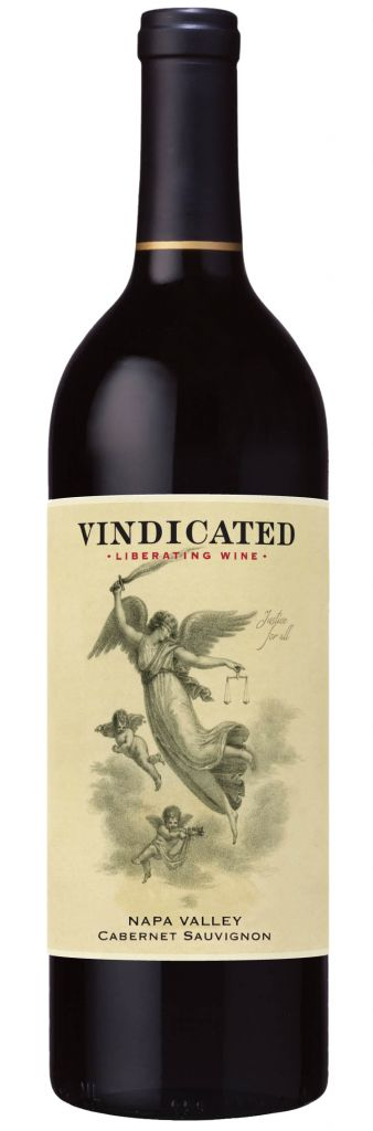 Vindicated Cabernet Sauvignon Napa 750mL