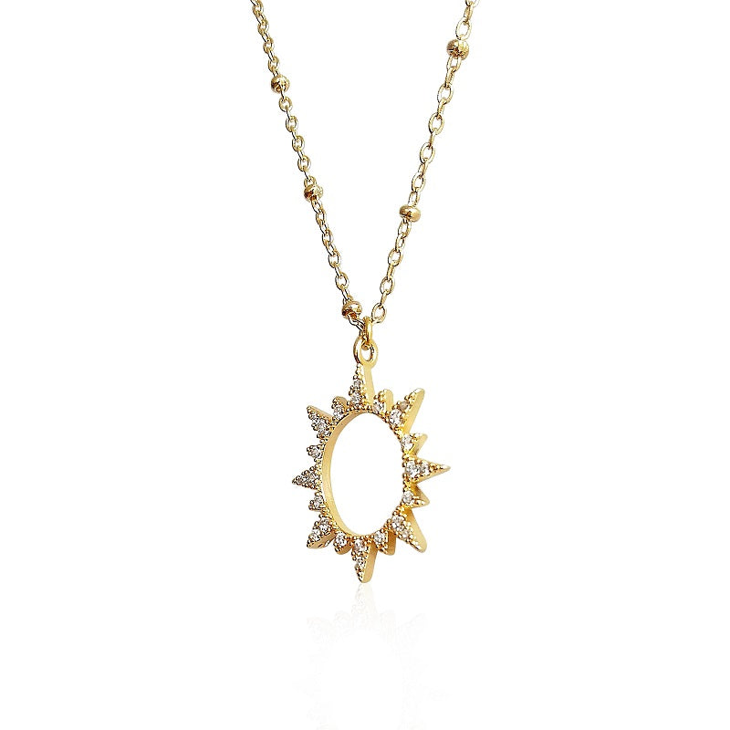 COLLAR DENEB GOLD