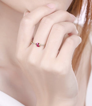ANILLO TROPICAL PINK