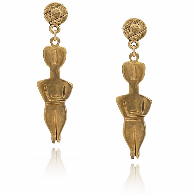 PENDIENTES NATIVE GOLD
