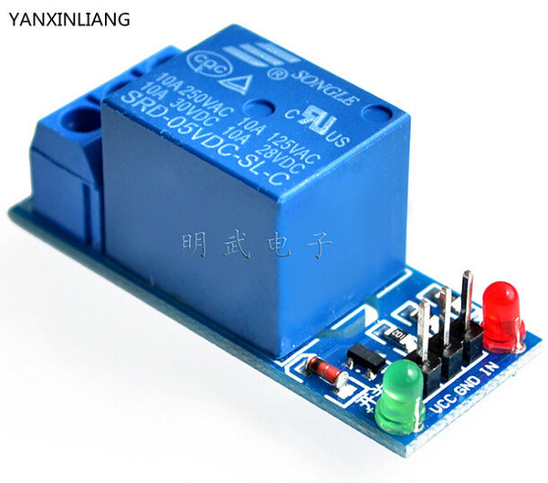 1 road relay module 5v low level trigger relay expansion board have a single way 1 Channel Relay