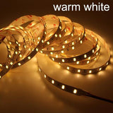 1/2/3/4/5M LED Strip Light 5630 5730 SMD DC 12V Non waterproof Stripe String Fita Diode Tape lamp warm White blue green red
