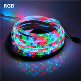 ASMTLED DC 12V SMD 2538/3528 LED Strip light 1m 2m 3m 4m 5m Non-waterproof / Waterproof LED Strip 60Leds/m Diode Tape LED lights