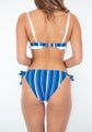 Sophia Bikini Bottoms - Navy Stripes
