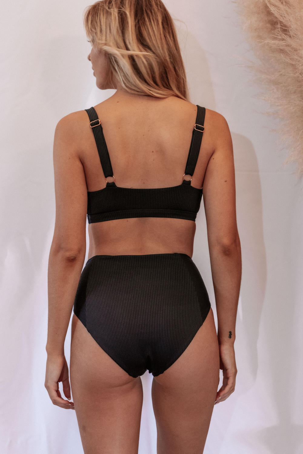 Blair High-Waist Bottoms - Sustainable
