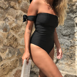 Amanda One-Piece (Black)
