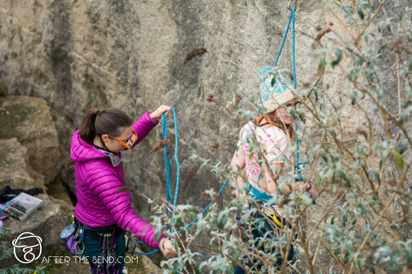 Are you really a good belayer?